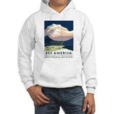 See America Montana Hoodie