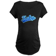 Retro Koby (Blue) T-Shirt