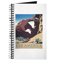 See America Natural Arches Journal