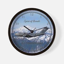 C-17 Globemaster Wall Clock