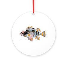 Scorpion Fish Keepsake (Round)