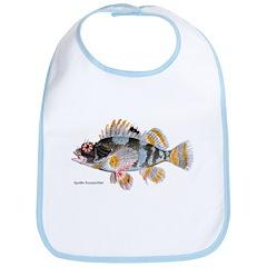 Scorpion Fish Bib