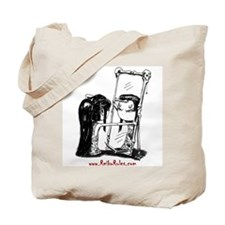 Horned Reflection Tote Bag