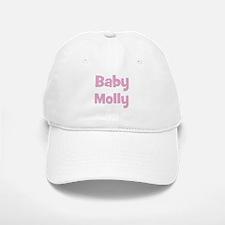Baby Molly (pink) Baseball Baseball Cap