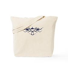 Western pleasure tattoo Tote Bag