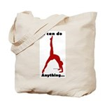 Gymnastics Tote Bag - Anything