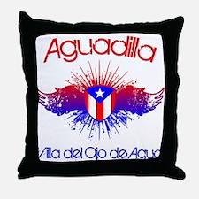 Aguadilla Throw Pillow