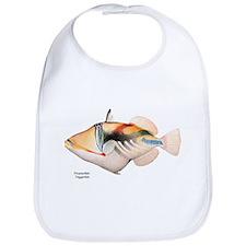 Picasso Trigger Fish Bib
