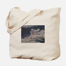 Golden Retriever Fetch Tote Bag