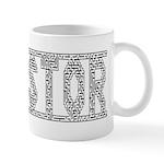 A Maze Zing Resistor! Mug