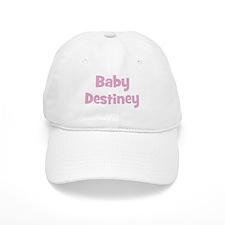 Baby Destiney (pink) Baseball Cap