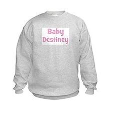 Baby Destiney (pink) Jumpers