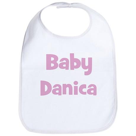 Baby Danica (pink) Bib
