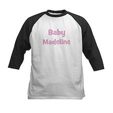 Baby Madeline (pink) Tee
