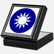 Republic of China Keepsake Box