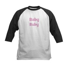 Baby Ruby (pink) Tee