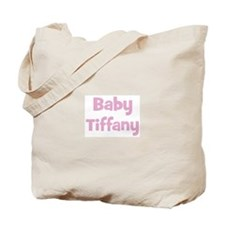 Baby Tiffany (pink) Tote Bag