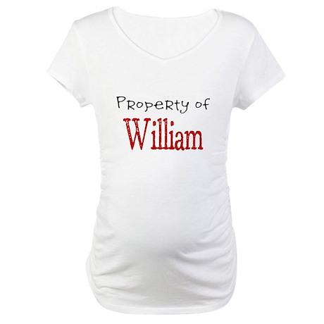 William Maternity T-Shirt
