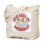 PARTY WITH THE ANIMALS Tote Bag