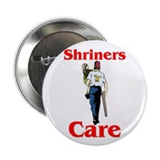 """Shriners Care"" Button"