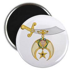 Shriner Magnet