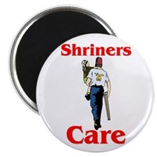 """""""Shriners Care"""" Magnet"""