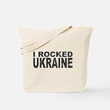 I Rocked Ukraine Tote Bag
