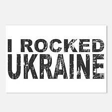 I Rocked Ukraine Postcards (Package of 8)