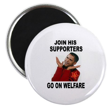 """TINY VOTERS 2.25"""" Magnet (10 pack)"""