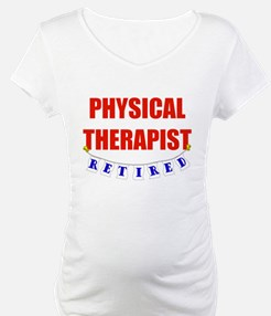 Retired Physical Therapist Shirt