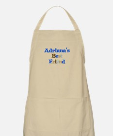 Adriana's Best Friend BBQ Apron