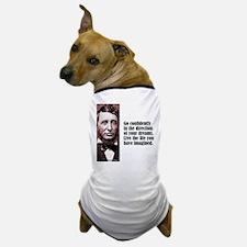 """Thoreau """"Go Confidently"""" Dog T-Shirt"""