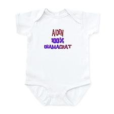 Aiden - 100% Obamacrat Infant Bodysuit