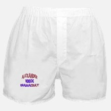Alexander - 100% Obamacrat Boxer Shorts