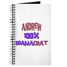 Andrew - 100% Obamacrat Journal