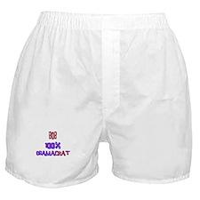 Bob - 100% Obamacrat Boxer Shorts