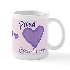 Proud Grand-mere Small Mug