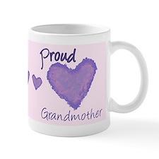 Proud Grandmother Small Mug