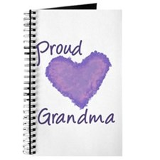 Proud Grandma Journal