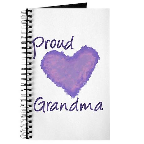 Proud Grandma Journal