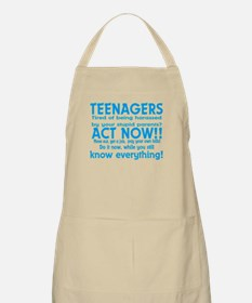 Teenagers BBQ Apron