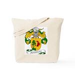 Noguera Family Crest Tote Bag