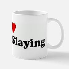 I Love Dragon Slaying Mug