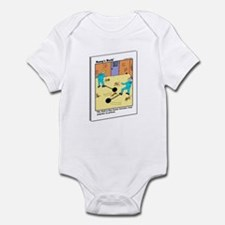 ROLL A RAT GAME POPULAR IN PR Infant Bodysuit