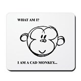Cad monkey Classic Mousepad