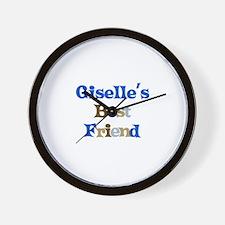 Giselle's Best Friend Wall Clock