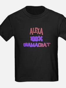 Alexa - 100% Obamacrat T