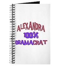 Alexandra - 100% Obamacrat Journal