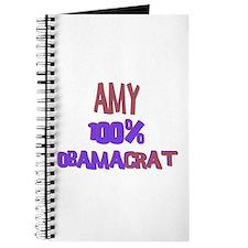 Amy - 100% Obamacrat Journal