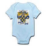 Ocampo Family Crest Infant Creeper